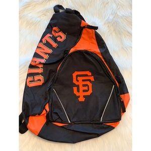 SF Giants backpack NWOT